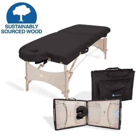 Earthlite - Portable Massage Table HARMONY DX