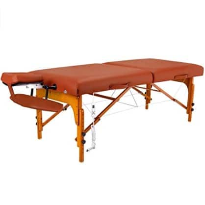 Master Massage - Top Memory Foam Portable Massage Table Package