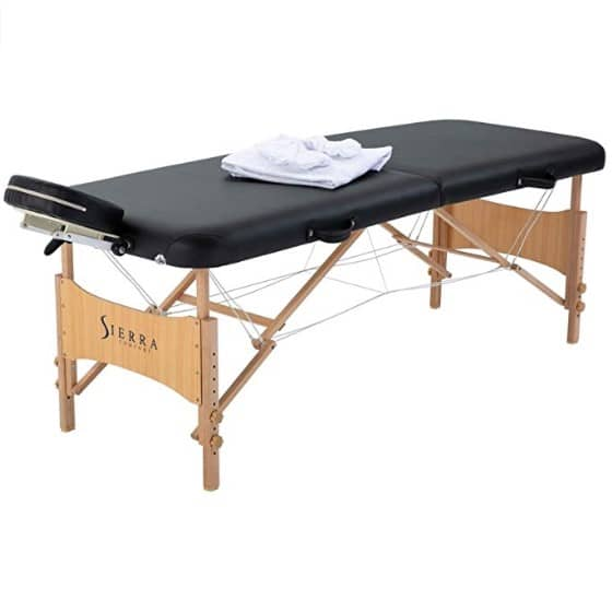Sierra Comfort - All Inclusive Portable Massage Table