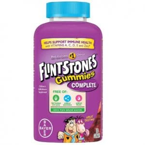 Flintstones Gummies Childrens Multivitamins
