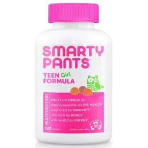 Smarty Pants - Daily Gummy Multivitamin Teen Girl